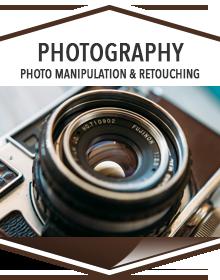 Photography, Photo Manipulation and Retouching